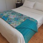 BS001Q-Bedspread-Kantha-Turquoise-Paisley-Queen-01