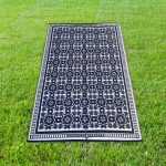 PMF001BC-Folded-Mat-Decorative-Black-B